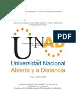 Sistemas de Instrumentación y Control en Procesos Industriales