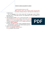 Adverbele de cantitate și expresiile de cantitate