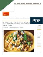 Salata Cu Naut Si Branza Feta - Jamie Oliver