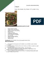 Salata Nicoise Cu Paste Integrale