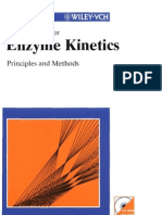 Enzyme Kinetics Principles and Methods