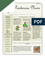 April 4, 2011 Newsletter