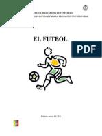 Trabajo de futbol