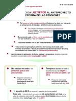 Gobierno Da Luz Verde Reforma Pensiones