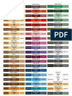 Foundry Paint Colors