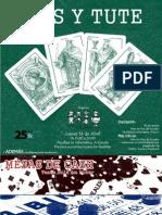 25 Aniversario FIC - Torneos de Mus y Tute (Además Bingo y Cash)
