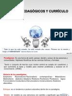 Modelos Pedagogicos y Curriculo 1