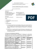 Acta Comite de Carrera Psicologia UTA