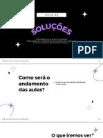 Aula 03 - Soluções (1)