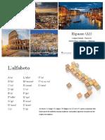 Lingua Italiana - Ripasso (A1)