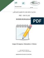 ROTEIRO enciclopédia infantil
