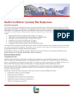 HCR-Upcoming Plan Design Changes