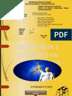 DERECHO INTERNACIONAL PUBLICO C1 NOCHE GRUPO 1