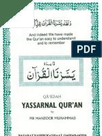 yassarnal-quran_english