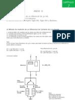Metodo de medicion de un diferencial de 30 ma,riesgo electrico en la industria