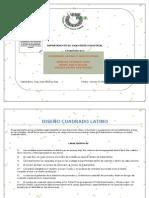Cuadrado Latino y Grecolatino