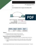 IOS del Router