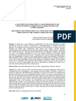 ARGUMENTAÇÃO DISCURSIVA COMO FERRAMENTA DE CONVENCIMENTO E PERSUASÃO NA REDE MUNDIAL DE COMPUTADORES