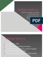 Mothers Work Inc v02