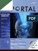 Nu Horizons April 2011 Edition of Portal