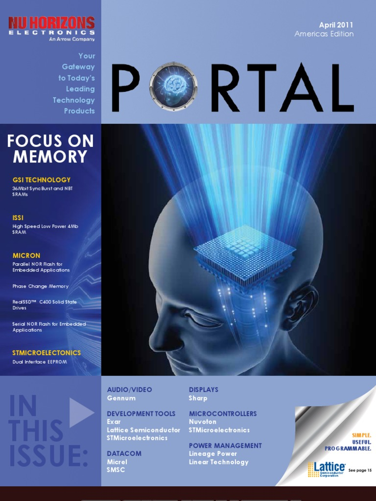 Nu Horizons April 2011 Edition Of Portal Flash Memory Dimmable 20w Offline Led Driver Using The Lt3799circuit Diagram World Microcontroller