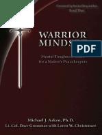 8 WARRIOR MINDSET - Mentalidade do Guerreiro