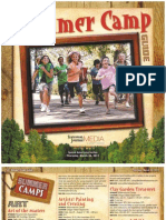 2011 Summer Camp Guide