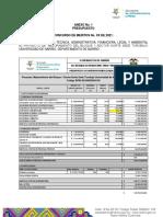 1. Anexos Técnicos y ANALISIS DEL SECTOR