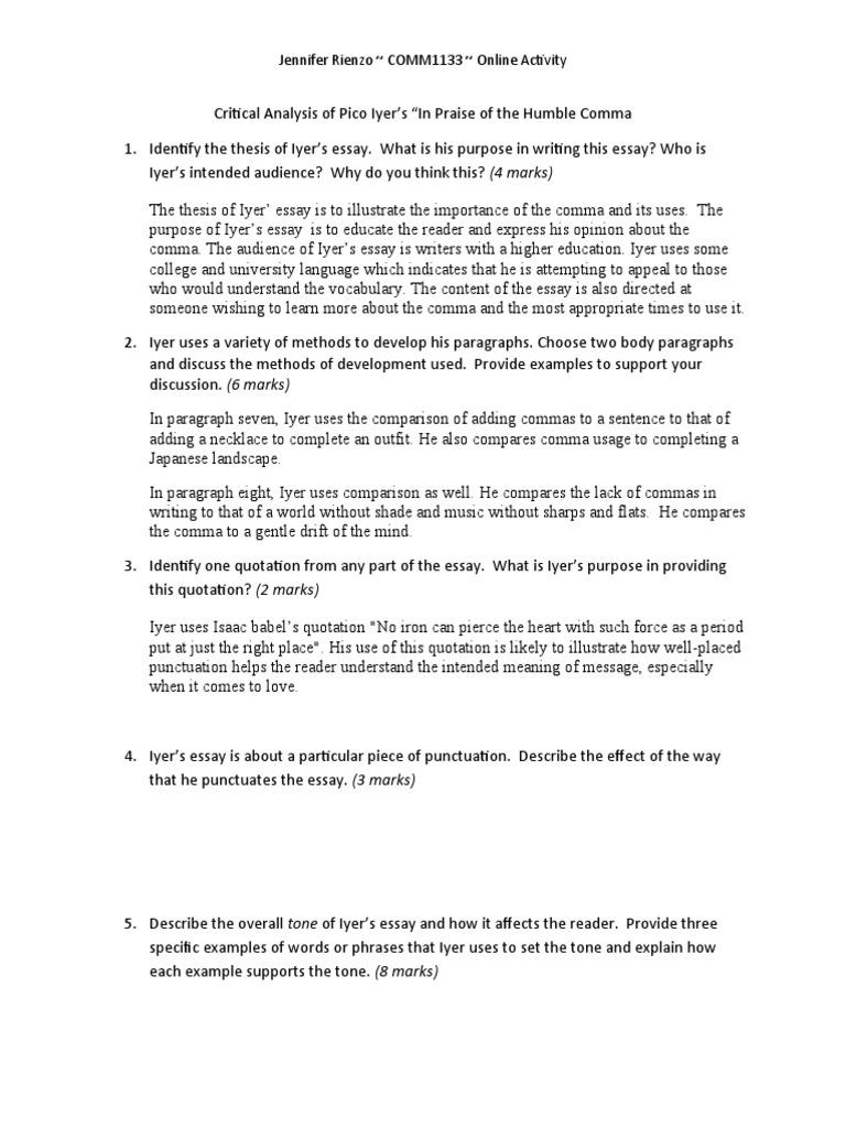critical analysis of 2008 california biennial essay Critical analysis of kara walker professor jones 18 april 2012 critical analysis final draft essay alice walker an african american california, usa, is a.