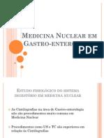 Medicina Nuclear em Gastro-enterologia