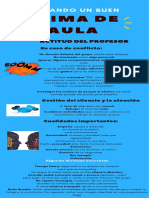 CLIMA DEL AULA