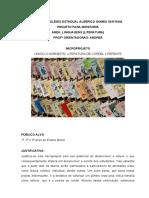 MICROPROJETO DE LITERATURA DE CORDEL (2)