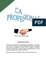 ETICA_PROFESIONAL