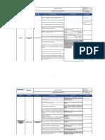 OD-14 Matriz de Responsabilidades