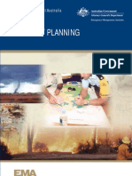 EMA Emergency Planning