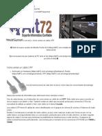 Como armar un cable UTP - ALT72 - Soporte Informatico Confiable