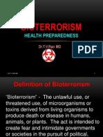 Bioterrorisim