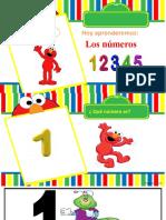 PPT NUMEROS 1-5