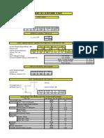 tesisat genel formülleri