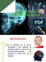 TRAUMATISMO+CRANEO+ENCEFALICO