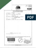 Demanda Torres Sanzana 1830-2015 Chillan