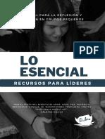 -LÍDERES- Serie Lo Esencial