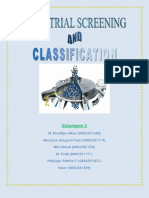 Industrial Screening & Classification