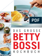 Betty Bossy - Das Grosse Betty Bossi Kochbuch