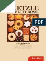 Betty Bossy - Guetzle Mit Betty Bossy