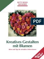 Betty Bossy - Kreatives Gestalten Mit Blumen