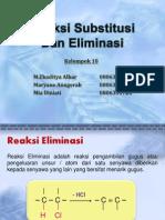 Reaksi Eliminasi