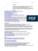 10363 Liste Weblinks
