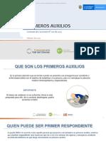 0. PRIMEROS AUXILIOS