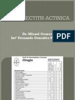 rectitis actinica